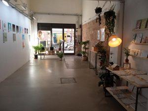 sala exposiciones consell 81