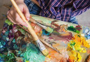 Curso de pintura @ Consell 81