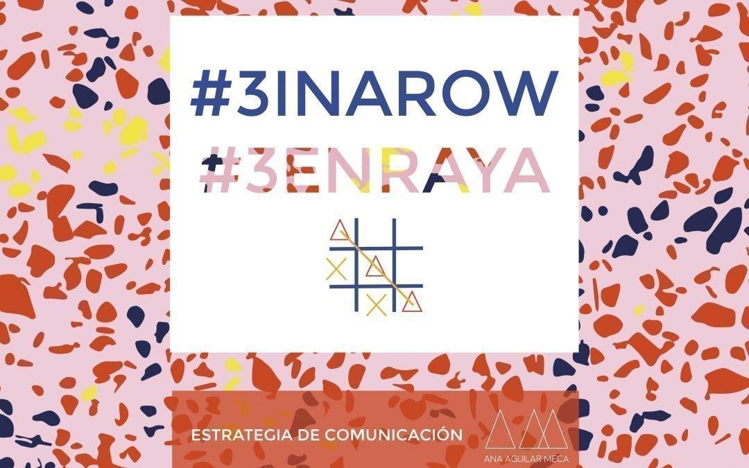 Workshop #3enraya ESTRATEGIA COMUNICACIÓN