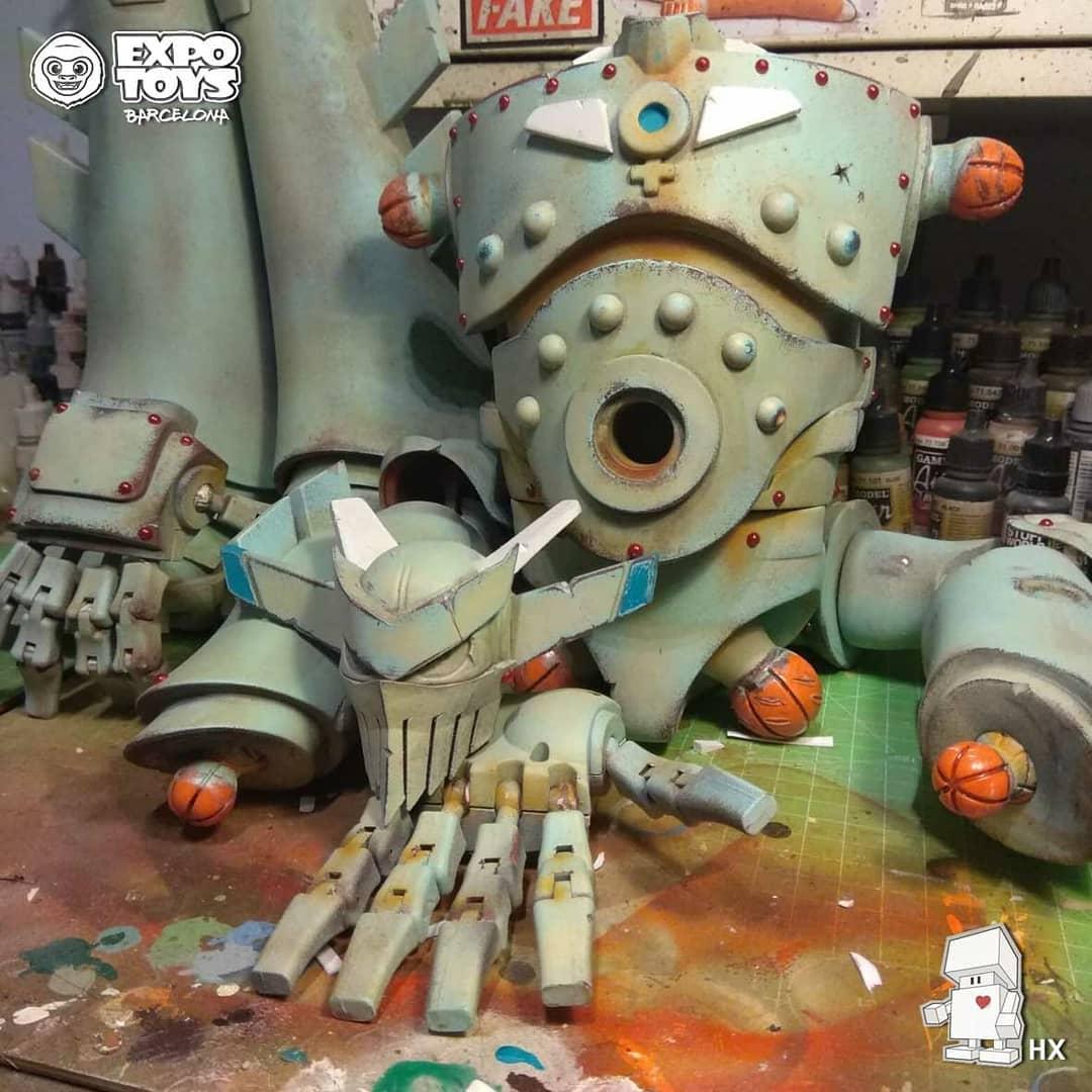 Expo Toys Barcelona Art Toys 8 min