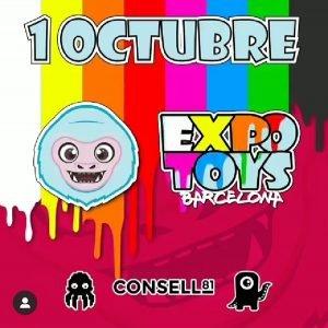 EXPOTOYS BARCELONA 2020 @ Consell 81 | Barcelona | Catalunya | España