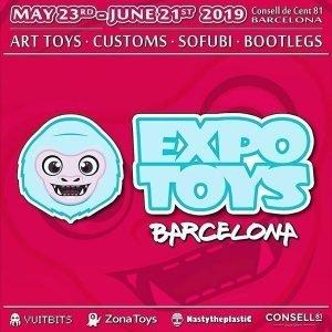 EXPO TOYS BARCELONA @ Consell 81 | Barcelona | Catalunya | España