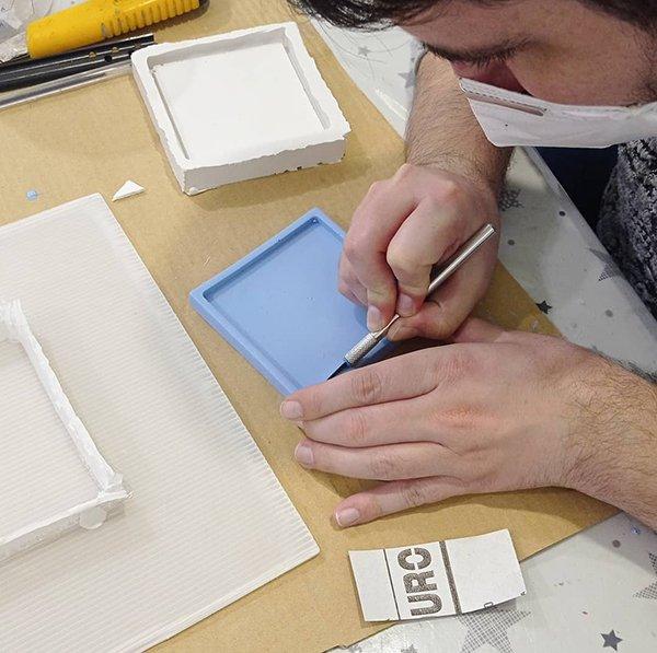 moldes silicona para decoración