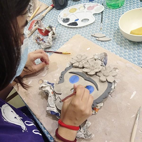 workshop cerámica