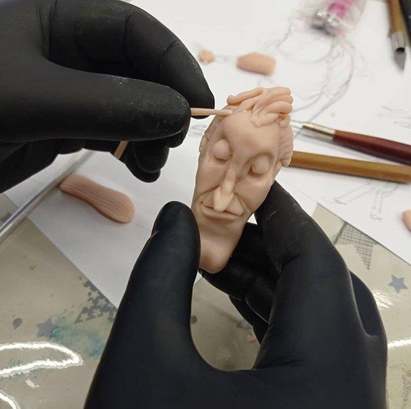 workshop de arcilla polimérica