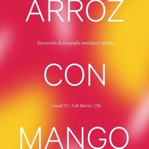 ARROZ CON MANGO Exposición colectiva @ Consell 81 | Barcelona | Catalunya | España