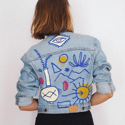 workshop pinta tu prenda de ropa