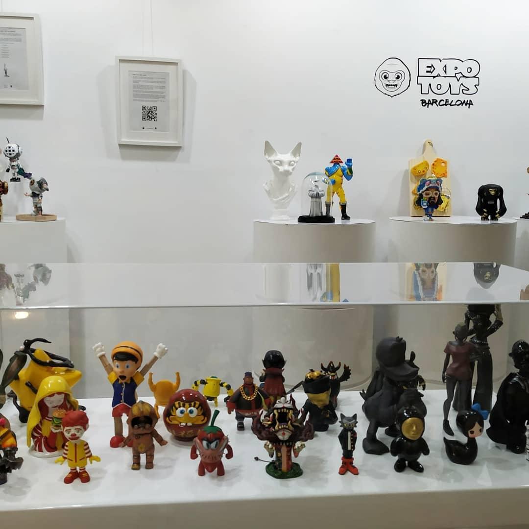 Art Toys barcelona